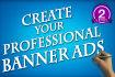 design attractive Professional BANNER Ads