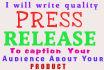 write quality Press Release