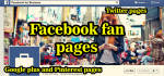 create for you an Awesome Facebook fan page