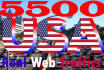 drive Real USA Traffic To Your Website