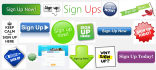 generate targeted leads and sign ups for your link