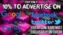 advertise on Google Yahoo Bing Facebook FREE 50 promo code