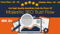 provide 20 high Trust flow and citation flow Dofollow backlinks