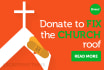 accept a donation to fix our church roof