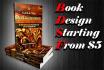 design an UNIQUE Book Cover