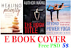 design a PROFESSIONAL Book Cover or eBook Cover