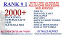 rank Ur Site With T Ultimate Social Seo BACKLINKS Service