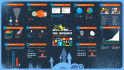 create a fantastic and professional decorative infographic