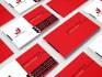 do anazing 2 sided creative business card