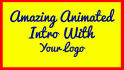 create an amazing animated LOGO introduction for your video
