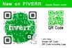 create QR Code for your website,Facebook,etc