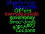 help you save money by looking for awesome online deals