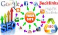 make 30 Backlinks Page Rank 9 for Seo Ranking