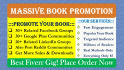 promote and Market Your Kindle Book Facebook, LinkedIn, Google Page and Groups