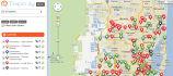 create 1000 point google map listing aaa SEO