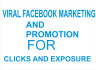 market anything for you on facebook