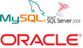 write queries in mysql , oracle and sql server