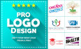 design best PRO Logo design with source file