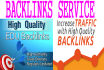 do 8 MANUAL Google Friendly Backlinks