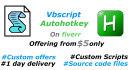 write a VbScript or a AutoHotKey Script
