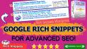 do WordPress Rich Snippets schema markup  for SEO