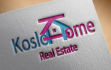 do Modern Eye catching Real Estate LOGO design within 18 hours