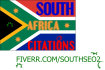 do 7 high PR South Africa Citations, Approved