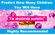 predict CHiLDREN PSYCHIC READiNG Tells How Many LiVE or NoW OPTiONS Top Seller