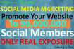 help with marketing and engaging your FANS on social media