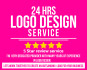 design An Awesome LOGO in 24 hrs
