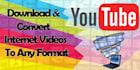 descargar y convertir 5 vídeos o archivos de audio