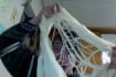 give you life advice while unraveling tangled yarn