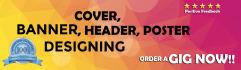 design a Professional Web Banner,Poster,BANNER Ad,Header