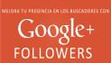enviar 200 Google Plus Followers