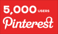 give you a Pinterest shoutout to my 5000 followers