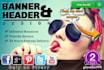 design KILLER Banner for Social Media Pages