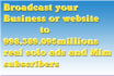 promote your mlm link,solo ads,website to 998,098,567million targeted subscriber
