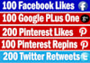 do 800Social Signals to BOOST your rankings