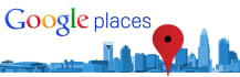 list your website on Google Places