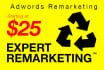 set up your remarketing campaigns