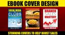 design outstanding eBook cover