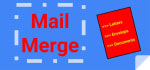 do letter, documents with Mail Merge