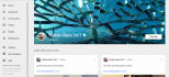 create your Google plus page and Youtube channel