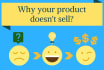tell you why your  Shopify store does not sell
