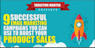 create a successful marketing campaign for your business