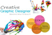 create 5 Banner for your website