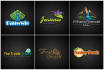 awesome 2 Logo variations in 24 hours