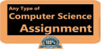 solve any type of Computer Science Task or Projects