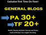 do Guest post on PA 30 and Cf 41 general niche
