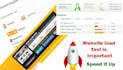 optimize website to load faster
